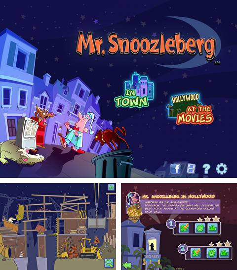 In addition to the game Toca: Doctor for iPhone, iPad or iPod, you can also download Mr Snoozleberg for free.