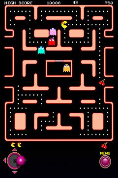 Ms. Pac man java game for mobile. Ms. Pac man free download.