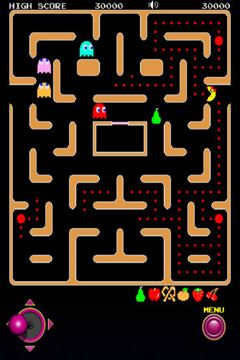 Free Ms. Pac-Man download for iPhone, iPad and iPod.