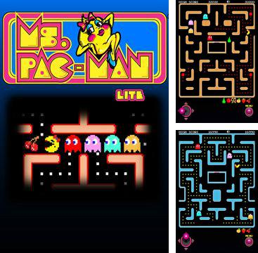 In addition to the game Birzzle Pandora HD for iPhone, iPad or iPod, you can also download Ms. Pac-Man for free.
