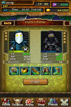 Free MT: Wrath Of Ator download for iPhone, iPad and iPod.