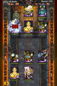 Screenshots of the MT: Wrath Of Ator game for iPhone, iPad or iPod.