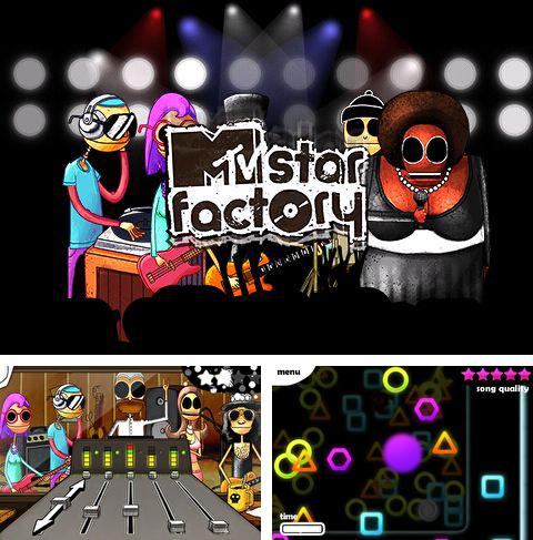 In addition to the game The lost hero for iPhone, iPad or iPod, you can also download MTV star factory for free.