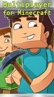 Descarga Multijugador para minecraft  para iPhone, iPod o iPad. Juega gratis a Multijugador para minecraft  para iPhone.