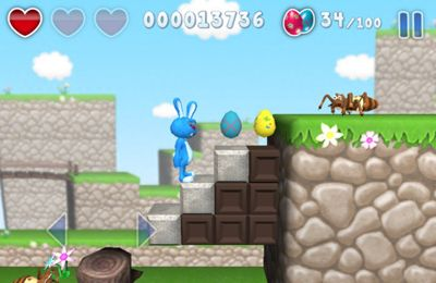 Download Munchy Bunny iPhone free game.