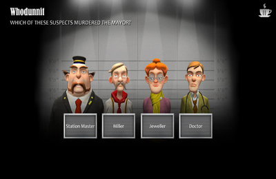 Écrans du jeu Murder Files pour iPhone, iPad ou iPod.