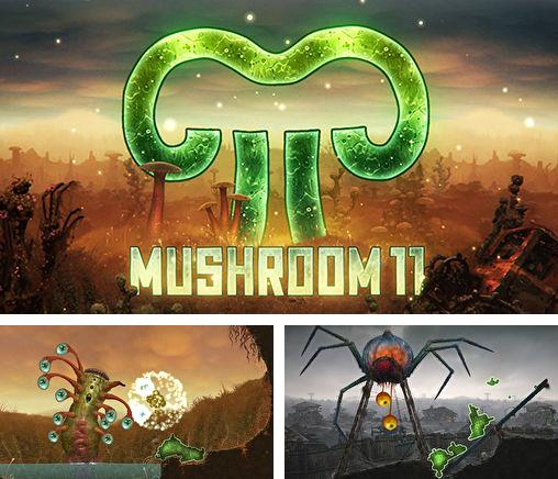 In addition to the game Yesterday for iPhone, iPad or iPod, you can also download Mushroom 11 for free.