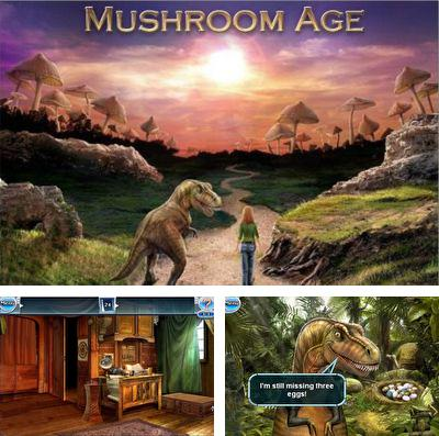 Кроме игры Война кошек 2 для iPhone, можно бесплатно скачать Mushroom Age, Грибная Эра для iPad, iPhone, iPod.