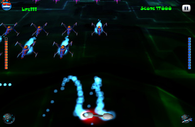 Capturas de pantalla del juego Music Invaders para iPhone, iPad o iPod.
