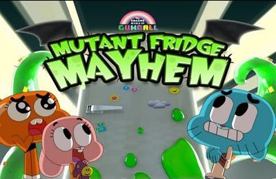 Mutant Fridge Mayhem – Gumball
