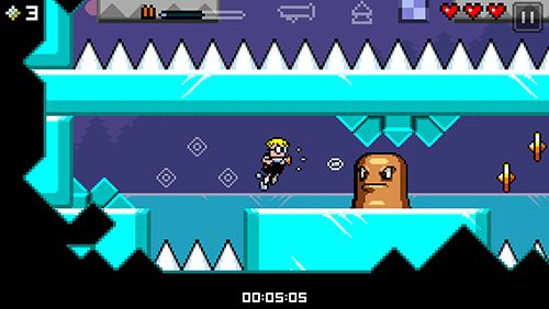 Free Mutant mudds download for iPhone, iPad and iPod.