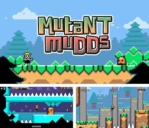In addition to the game Hungry shark world for iPhone, iPad or iPod, you can also download Mutant mudds for free.