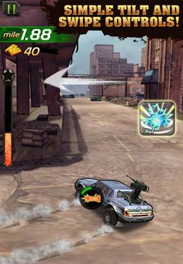Free Mutant Roadkill download for iPhone, iPad and iPod.