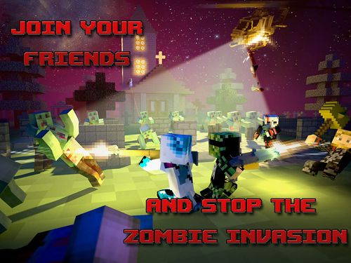 Screenshots of the Mutant zombies game for iPhone, iPad or iPod.