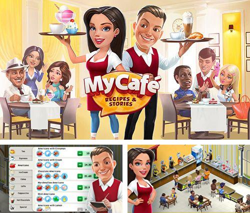 In addition to the game Bloons TD 4 for iPhone, iPad or iPod, you can also download My cafe Recipes and stories for free.