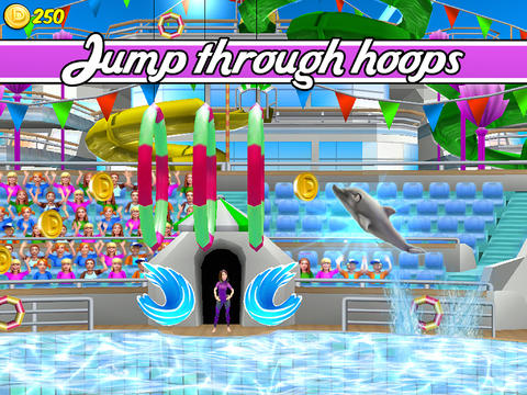 Free My Dolphin Show download for iPhone, iPad and iPod.