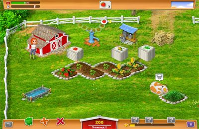 Descarga gratuita de My Farm Life HD para iPhone, iPad y iPod.