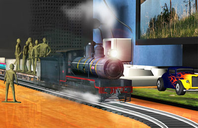 Download My First Trainz Set iPhone free game.