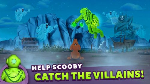 Download My friend Scooby-Doo! iPhone free game.