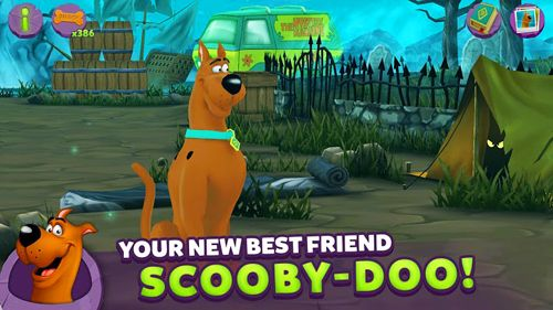 下载免费 iPhone、iPad 和 iPod 版My friend Scooby-Doo!。