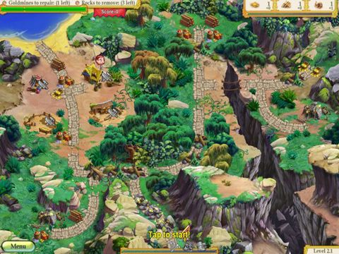 Download My Kingdom for the Princess iPhone free game.