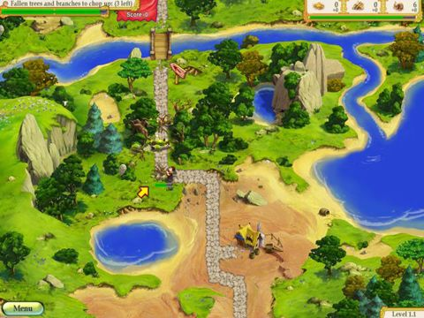Baixe My Kingdom for the Princess gratuitamente para iPhone, iPad e iPod.