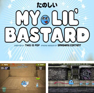 In addition to the game MonsterDefense 3D for iPhone, iPad or iPod, you can also download My Lil' Bastard for free.