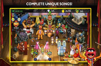 Download My Muppets Show iPhone free game.