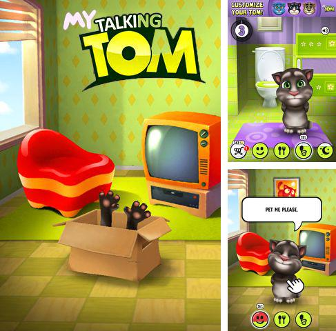 In addition to the game Dead target: Zombie for iPhone, iPad or iPod, you can also download My talking Tom for free.