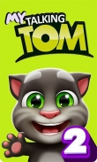 Скачать My talking Tom 2 для iPhone. Бесплатная игра Мой говорящий Том 2 на Айфон.