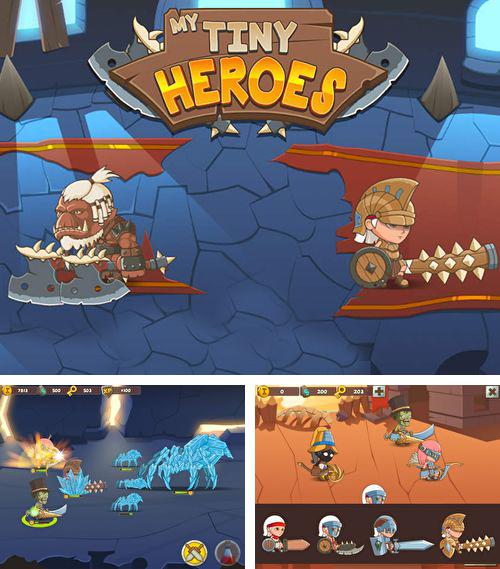 In addition to the game World War Z for iPhone, iPad or iPod, you can also download My tiny heroes for free.