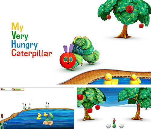 In addition to the game Face fighter for iPhone, iPad or iPod, you can also download My very hungry caterpillar for free.