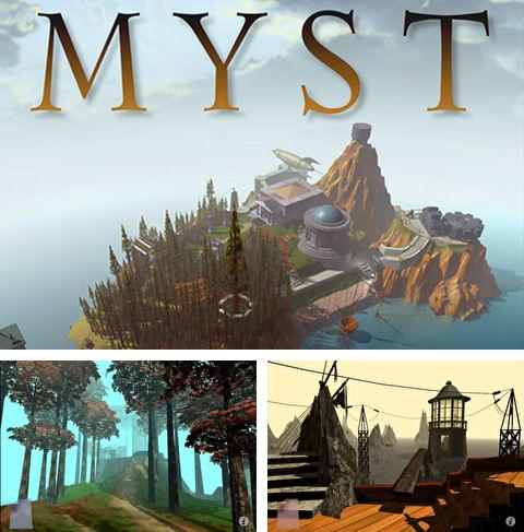 In addition to the game Line knight Fortix for iPhone, iPad or iPod, you can also download Myst for free.