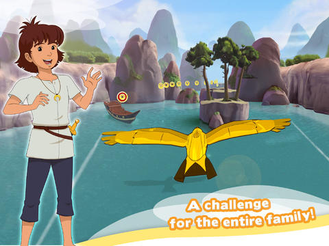 Descarga gratuita de Mysterious Cities of Gold – Flight of the Condor para iPhone, iPad y iPod.