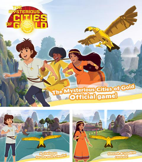 Además del juego Frontera espacial para iPhone, iPad o iPod, también puedes descargarte gratis Mysterious Cities of Gold – Flight of the Condor.