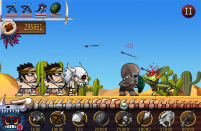 Screenshots of the Mysterious Hunters game for iPhone, iPad or iPod.