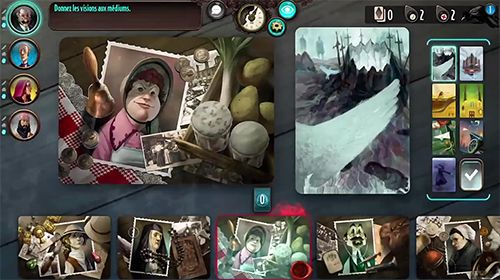 Download Mysterium: The board game iPhone free game.