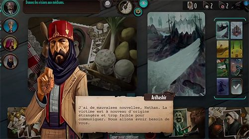 Capturas de pantalla del juego Mysterium: The board game para iPhone, iPad o iPod.