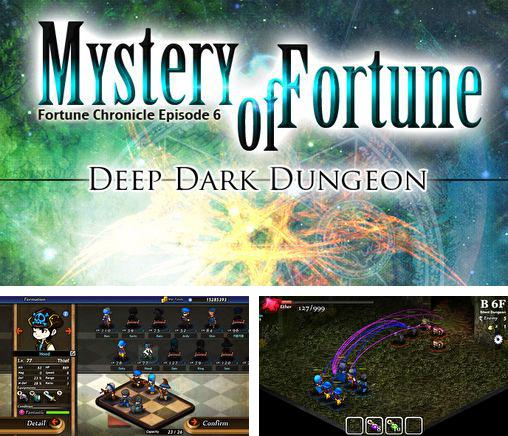 In addition to the game The 7th Guest for iPhone, iPad or iPod, you can also download Mystery of fortune: Deep dark dungeon for free.