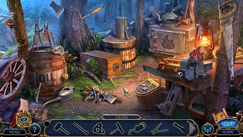 Kostenloser Download von Mystery of the ancients: Mud water creek für iPhone, iPad und iPod.