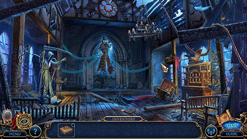 Screenshots vom Spiel Mystery of the ancients: Mud water creek für iPhone, iPad oder iPod.