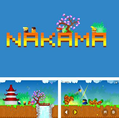 In addition to the game Hyundai Veloster HD for iPhone, iPad or iPod, you can also download Nakama for free.