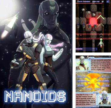 In addition to the game Ratventure: Challenge for iPhone, iPad or iPod, you can also download Nanoids for free.