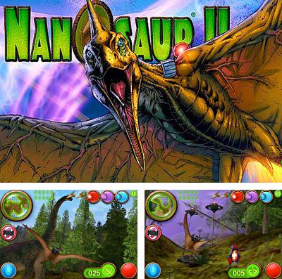 In addition to the game Axe and Fate for iPhone, iPad or iPod, you can also download Nanosaur 2 for free.