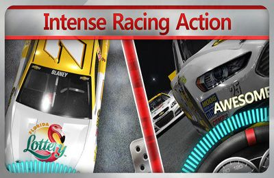 Screenshots of the NASCAR: Redline game for iPhone, iPad or iPod.