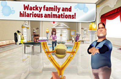 Free Naughty Boy – Sling and shoot download for iPhone, iPad and iPod.