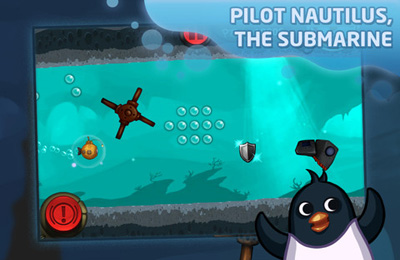 Скачать Nautilus – The Submarine Adventure на iPhone бесплатно