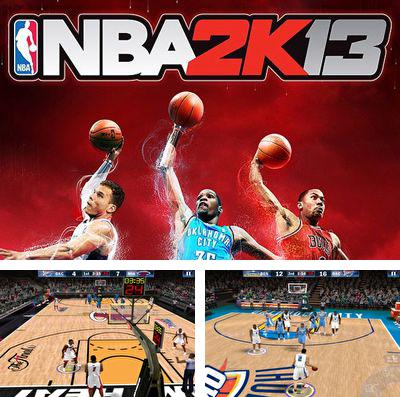 In addition to the game Foot Nut for iPhone, iPad or iPod, you can also download NBA 2K13 for free.