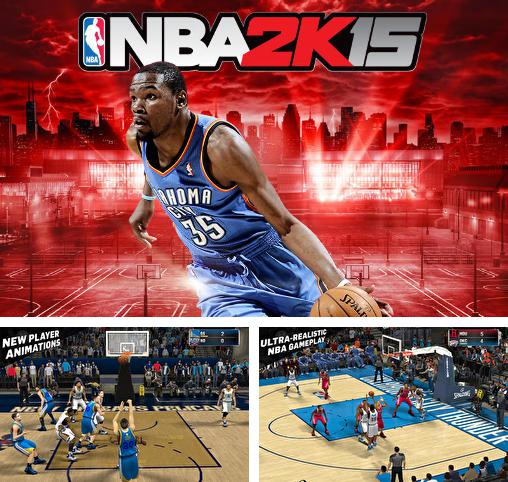 Download NBA 2K15 iPhone free game.
