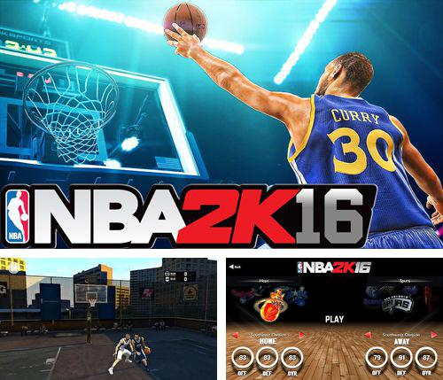 In addition to the game Grand Theft Auto: San Andreas for iPhone, iPad or iPod, you can also download NBA 2K16 for free.
